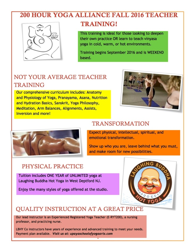 Training Flyer 2